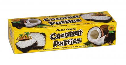 Coconut Patties. (COURTESY)