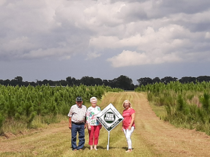 Bob and Frances McGranahan have been recognized as outstanding forest landowners by the Florida Forest Service for their exceptional forest management practices, public outreach and conservation efforts. (COURTESY)