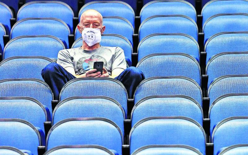Coronavirus March Madness Leads Long List Of Canceled Sports Lake City Reporter