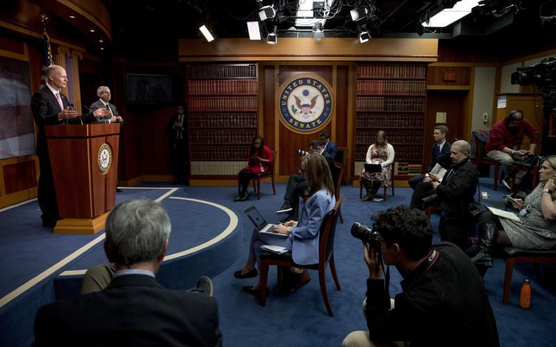 Senators threaten to delay coronavirus relief bill with last-minute objections