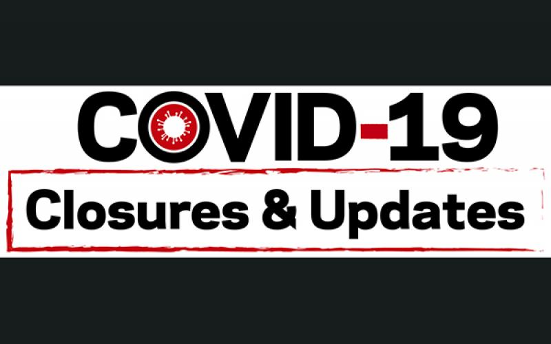 City Hall, parks countywide closed due to coronavirus.