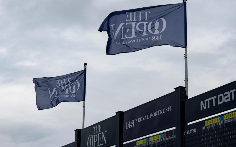 The Open Championship has been canceled for 2020 due to the coronavirus pandemic. (STEVE FLYNN/USA TODAY Sports vis TNS)