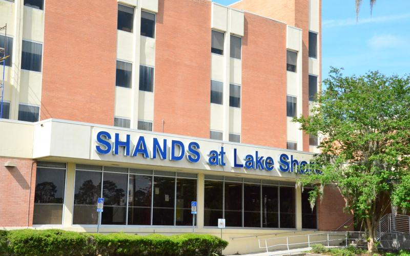 The fate of Shands Lake Shore is up in the air as current lease is canceled. (FILE)