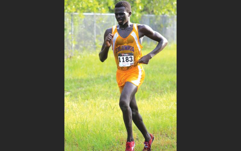 Yassin Raffay was a two-time regional qualifier with the fastest time of the decade in the county. (FILE)